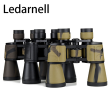 High Quality Classic Binoculars 20X50 HD Wide Angle BAK4 Prism Binocular Telescope for Outdoor Travel Hunting Sightseeing(China)