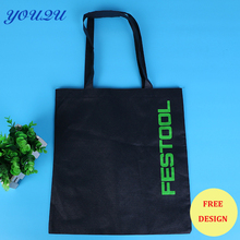 Custom logo Gifts bag best promotion bag with non woven recyle material escrow payment