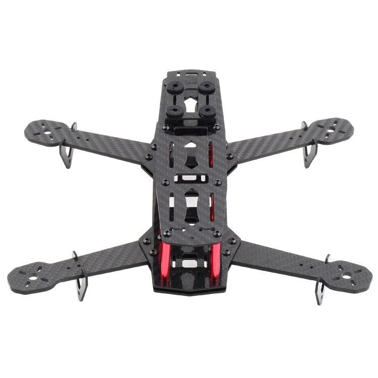 ZMR QAV250 Quadcopter Frame Kit Pixhawk PX4 Flight Controller BLHeli_S 20A RV2306 KV2650 Brushless Motor DIY fpv drone
