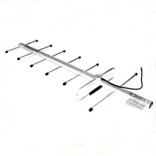 Factory price!!433MHZ 11dbi 6 units rf yagi antenna with 3M SMA connector,offer OEM sevice