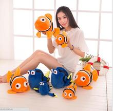 2017 Movie Finding Dory Plush Fish Clownfish Nemo Stuffed & Plush Animals Toys Stuffed Animals & Plush Doll Plush Toys