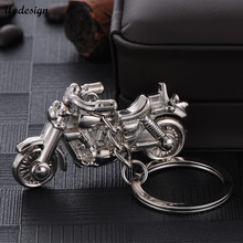 Cool Jewelry Metal  Keychain motorcycle Zinc Alloy Pendant Fashion Keyring For Men Gift Men's Carriage Car Keyring