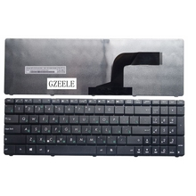Russian Keyboard FOR ASUS K52 X61 N61 G60 G51 G53 k53s  K73  Black RU Keyboard