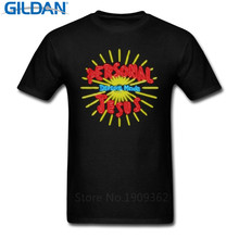 Basic Tops Gildan O-Neck Men Short Sleeve Compression Depeche Mode Personal Jesus T Shirts