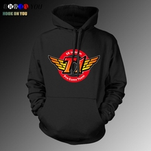 Korea LOL champion Gaming Team Telecom Team 1 SKT1 hoodies sweatshirts men women coat clothing T1(China)