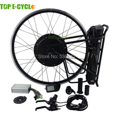 500W full set bicycle engine kit with battery