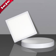 Ultra-narrow edge LED Ceiling light Panel lamp Surface Mounted Square/Round 16W 22W 30W for Kitchen/Foyer/Balcony/Bathroom(China)