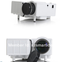 Free shipping! low cost projector, vga laptop pc projector,USB HD 720p video directly play, Hot selling