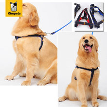 Nylon Cowboy Harness and Leash For Dogs Pet Vest Type Dog Leash Lead Set