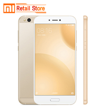 "Original Xiaomi Mi 5C 3GB RAM 64GB ROM Mobile Phone Mi 5 C Surge S1 Octa Core CPU 5.15"" Metal body  12.0 MP Camera 2860mAh"