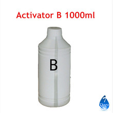 Free shipping Activator B 1000ml for Water Transfer Printing Film/ trigger for hydrographic film, decorative material
