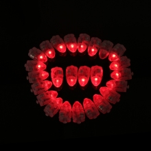 50Pcs LED Lamp Lights Balloons Paper Balloon Lantern Party Decor Floral Decor Light Balloon Wedding Party Decor Floral Decor