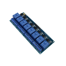 5V 8 Channel 8-channel Relay Module Control Panel PLC with Optocoupler PIC AVR MCU DSP ARM Electronic for arduino Diy Kit