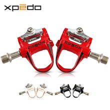 Wellgo Xpedo Sealed Bearing Road Bike Pedal Ultralight Alloy Cycling Part Riding Racing Bicycle Pedals Pedais Bicicleta Foot Leg