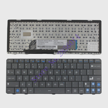 New US Laptop keyboard Teclado Netbook For Lenovo Classmate NL2 NL2 Grey US Version 82B382-FS7000 1248047385M(China)