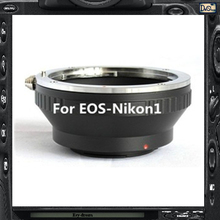 EF-N1 Ring Adapter For Canon EF EF-s Lens and Nikon 1 Mount J1 J2 J3 V1 V2 Camera EOS-N1