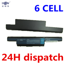 HSW OEM 6cells battery for acer Aspire 4741 5742G 5552G 5742 5750G 5741G AS10D31 AS10D51 AS10D81 AS10D75 AS10D61 AS10D41 AS10D71(China)