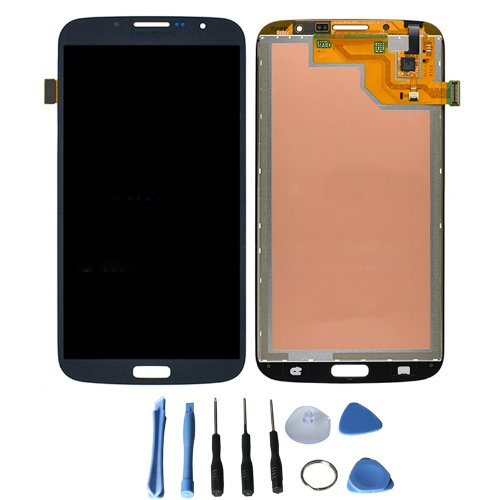 Replacement LCD Touch Digitizer Screen Assembly For Samsung Galaxy Mega 6.3 i527 i9200 i9205 Blue With Tools Free Shipping<br><br>Aliexpress