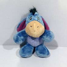 Free shipping 30cm=11.18'' Original Donkey Eeyore Stuffed Animal Soft Plush Toys Dolls Birthday gift