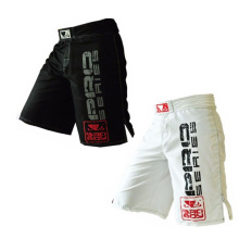 Black White Muay Thai Boxing MMA fitness training pants boxing shorts Tiger Muay Thai cheap mma shorts kickboxing shorts boxeo