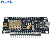 ESP8266 CH340G NodeMcu V3 Lua Wireless Internet Of Things Development Board 3.3V Network WIFI Connector Module Based ESP-12E(China)
