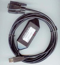 High quality Diamond shape USB-1747-CP3 Programming Cable for Allen Bradley A-B SLC Series PLC