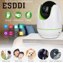 Esddi Wireless WiFi HD 720P Indoor Security Network IP Camera IR Support Night Vision Professional Home Safety Camcorders