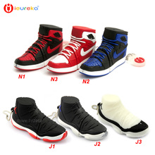 ieureka, Sport basketball shoes USB Flash Drive Sneakers Pendrive particular Gift Basket ball pen drive 4GB 8GB 16GB 32GB 64GB