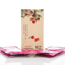 Buy 10Pcs/Pack Condom Ultra Thin Large Oil Quantity Super Toughnes Latex Sex Condoms Sex Tool Products Men Safe contraception