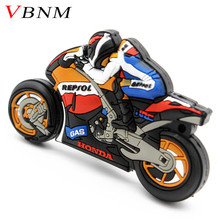 VBNM cool motorcycle pendrive pen drive 4GB 8GB 16GB 32GB creative gift usb flash drive motorbike memory Stick cartoon(China)