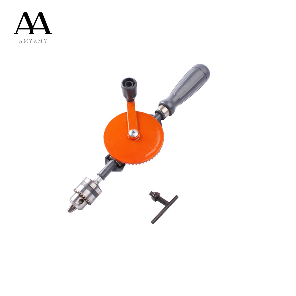 Hand Drill Carpentry Woodworking Gimlet drills tools DIY woodworking equipment 1/4-Inch Capacity<br>