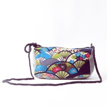 Chinese New National Printed Linen Crossbody MiniShoulder Bag Folk Style Party Beach Lady Female Ultralight Hobos Canvas bag(China)