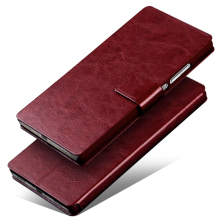 Buy Lenovo S580 High Business Wallet Leather Case Lenovo S580 S 580 Cases Flip Mobile Phone Cover Card Holder for $3.23 in AliExpress store