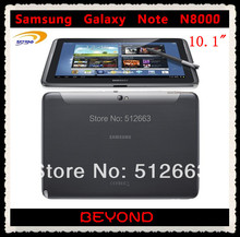 "Samsung Galaxy Note 10.1 N8000 Original Unlocked Android 3G Quad-core Mobile Phone Tablet 10.1"" WIFI GPS 5MP 16GB(China)"