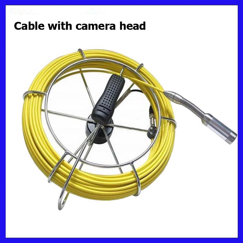 cable with camera head