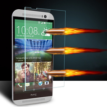 Tempered Glass For HTC Desire 626 626G 610 616 620 620G 816 816G 820 826 One M7 M8 M9 Premium 0.3mm Screen Protector Film Case