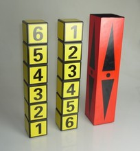 Cuba A Libr (Dice exchange), illusions,mentalism,stage magic,dice magic,