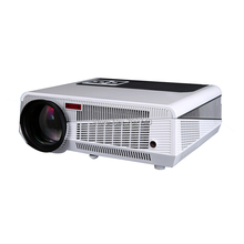 2017 New WiFi High Brightness 5600 Lumens Android System Home Theater Projector LED Projector Full HD 1080P Smart LED Projector
