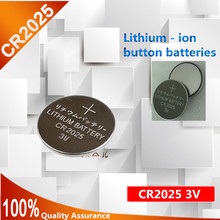 High quality new 20pcs* 2025 CR2025 3V Coin Cell Battery For Watch Toy Calculator Headphone(China)