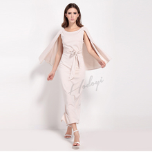 Autumn Elegant Dress Harajuku Cheap Clothes China Womens Clothing Mantle Long Dresses Cloak style Dames Jurken Vestido Largo E(China)