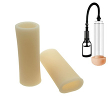 Penis Pump Tunnel Masturbation Sleeve,Silicone Male Penis Enlargment Extender Stretcher,Sex Toys For Men