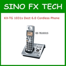 Dect 6.0 Cordless Phone 2 Handsets Digital Wireless Telephone KX-TG 1031s