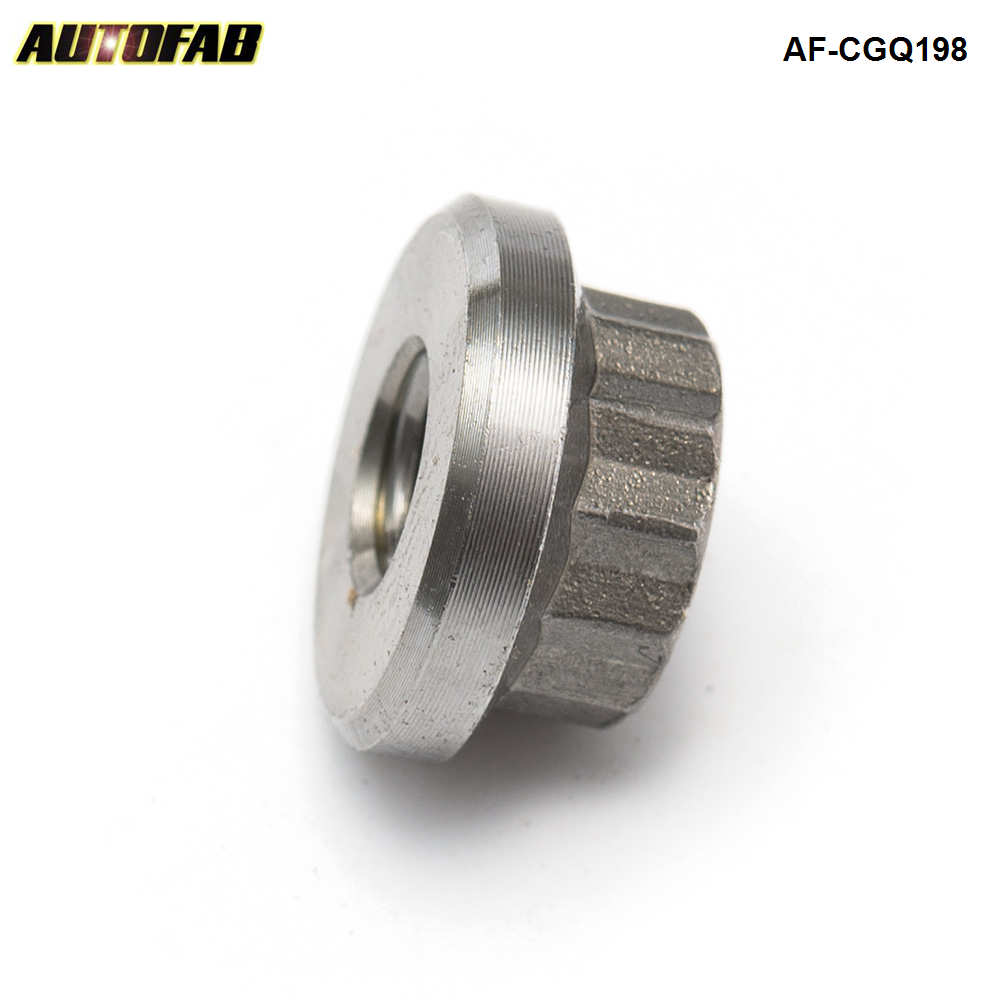AUTOFAB -Turbo Turbocharger Shaft Nut For GT1544V, GT1549S Turbo AF-CGQ198