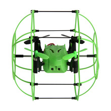 Max Sky Walker 1336 2.4GHz 4CH RC Quadcopter 3D Flip Climbing Wall Roller Colorful illumination lamps powered night GIFT HOT