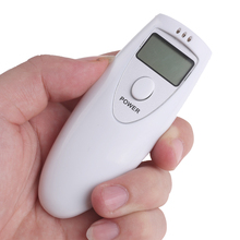 Digital Breathalyzer Tester Alcohol Detection Accurate measureme professional Portable Breath Alcohol Analyzer sensitivity(China)