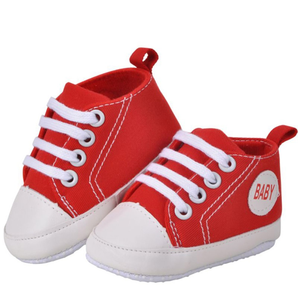 Infant Newborn Baby Boy Girl Kid Soft Sole Shoes Sneaker Newborn 0-12 Months<br><br>Aliexpress