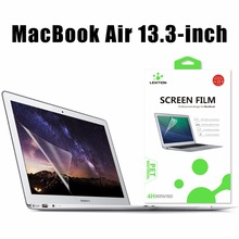 Ultra Anti Scratch HD Laptop Screen Display Guard Flim Super Transparent PET Productive Protector For Apple Macbook Air 13 inch