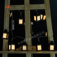 Luxury String Lights bulb curtain Lantern Girl Fairy 3D Led Christma Home Garden Battery Operated  Party Wedding  Flasher Light
