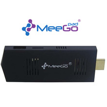 MeeGOPad T02 2GB/32GB Small Compute Stick Ubuntu 14.10 Linux Version Mini PC Intel Atom Quad Core Z3735F HDMI Wifi TV BOX(China)