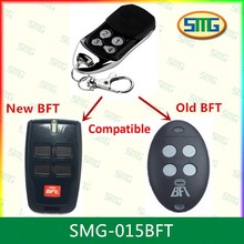 Universal keyless electronic remote control compatible with BFT Mitt04